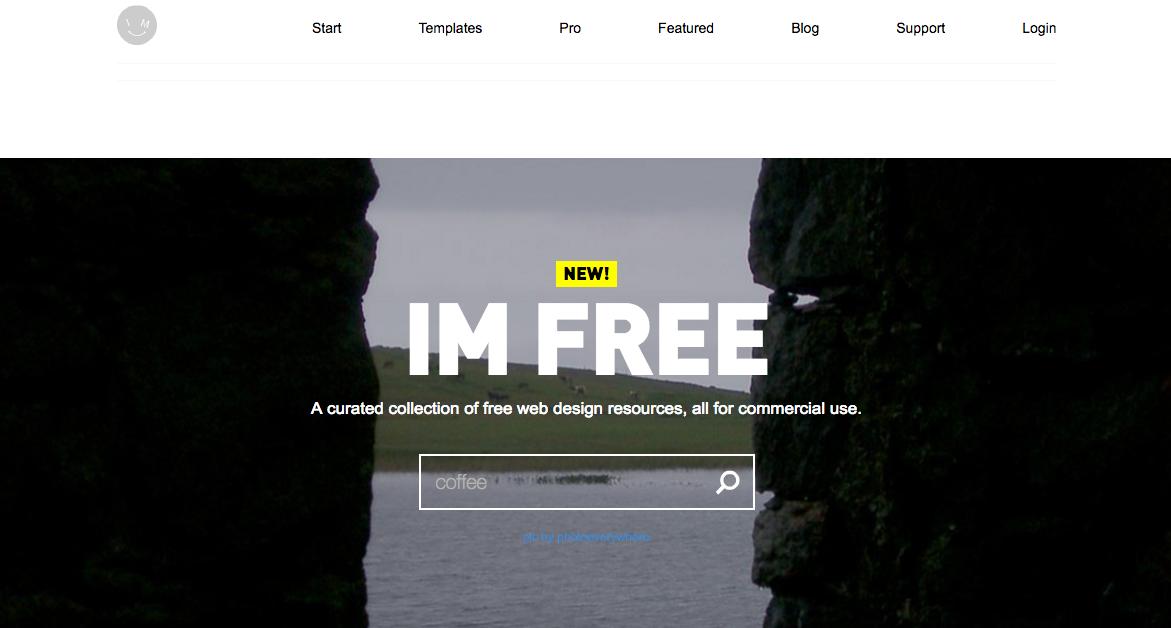 I'm free - bancos de imagens free