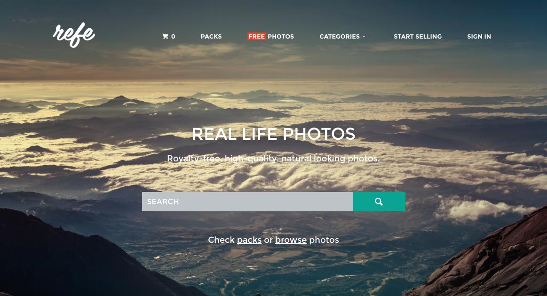 5 bancos de imagens free