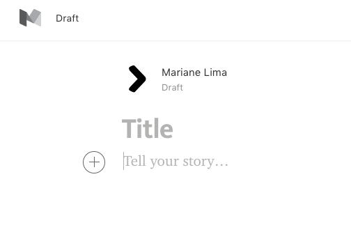 Aprenda a compartilhar seus textos no Medium