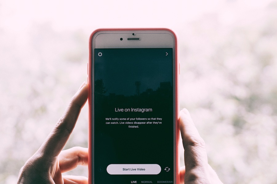 gravar - instagram