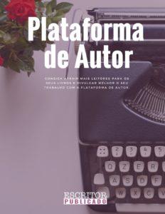 Livro Plataforma de Autor!