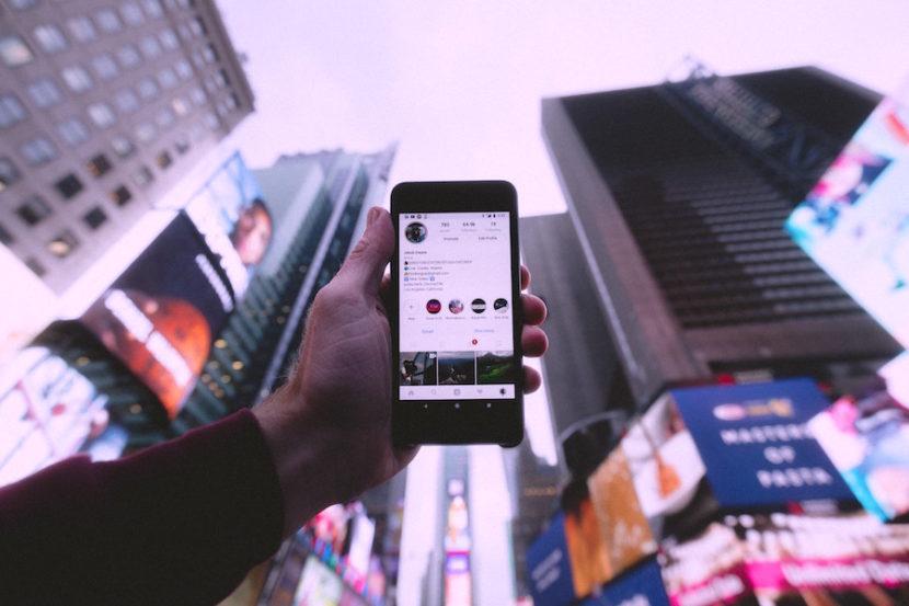 Instagram é a nova homepage - Escritor Publicado